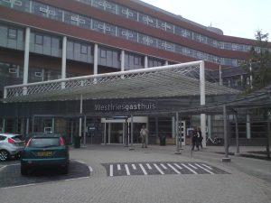 Het WFG, waar in 2009 een baby de dood vond.