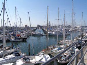 Endstra had ook bemoeienis met Seaport Marina IJmuiden.