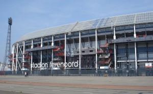 Klassieker zondag zonder Ajax-publiek.