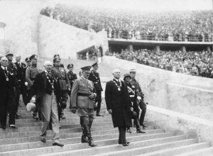 Hitlers Olympische Spelen
