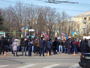 Strijd in Oekraïne is test voor verenigd Europa.