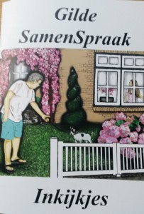 Lustrumboekje SamenSpraak.