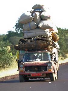 Transport: het kan altijd beter.