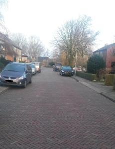 Marestraat, geliefd bij criminelen.