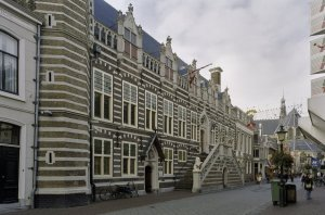 'Nazilucht uit stadhuis'. Foto: commons.wikimedia.org