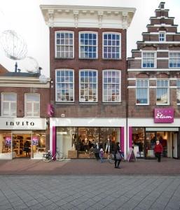 Langestraat in't nieuw. Foto: commons.wikimedia.org