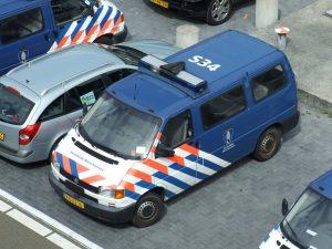 Marechaussee Schiphol liep El K. lopen. Foto: en.wikimedia.org
