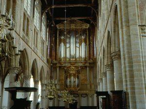 Het orgel kan weer worden gebruikt. Foto: commons.wikimedia.org