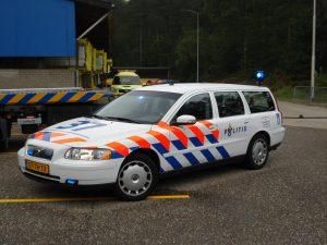 Politie zet tientallen langs de kant. Foto: www.benzworld.org