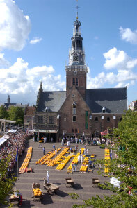 Kaasmarkt. Foto: Wick Natzijl