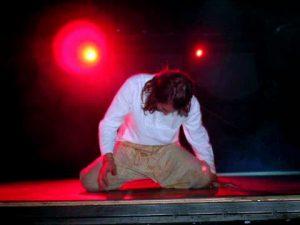 Scene uit Jesus Christ Superstar. Foto: en.wikipedia.org