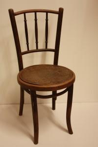 Picasso's stoel. Foto: Stedelijk Museum Alkmaar.