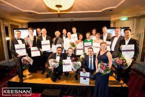 Heemskerk, Chateau Marquette. NHN Business Awards 2015. Foto: Keesnan Dogger fotografie.