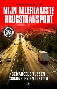 De cover van het boek dat in maart uitkomt.