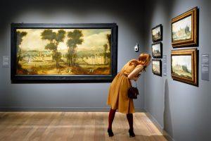 inspiratie opdoen in het museum