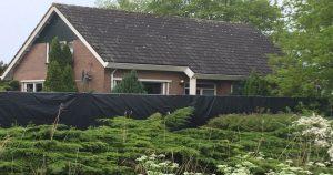 Het huis waar Michelle Koek werd gedood. Foto: RTV NH